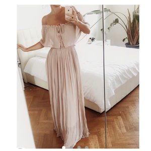 Asos flowy gown